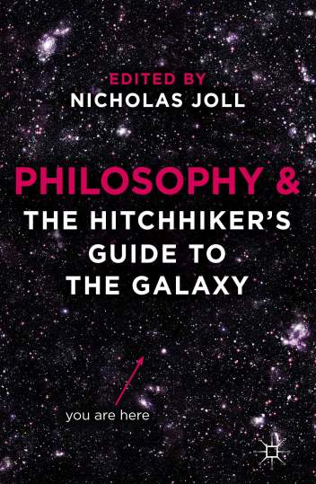 Philosophy and The Hitchhiker's Guide to the Galaxy - cover
